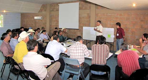"""Reunión """"Gestión Integral para la Restauración Hidrlógica del Río Sonora"""""""