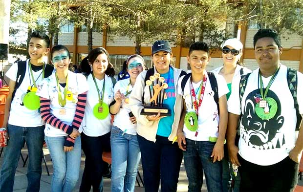 Destination Imagination 2014 (Cananea, Sonora)